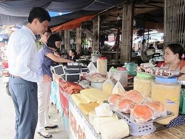 Sơn Tây quan tâm công tác đảm bảo an toàn thực phẩm