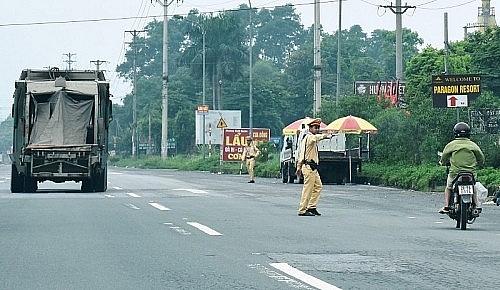 Xử lý nghiêm các hành vi vi phạm giao thông