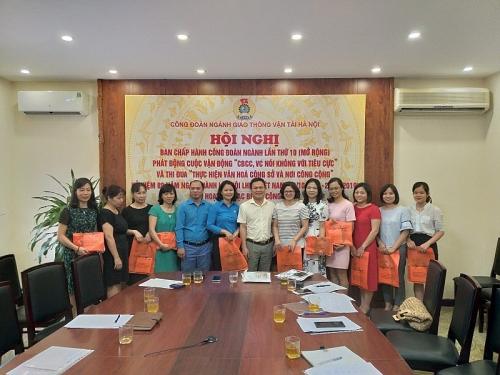 Công đoàn ngành Giao thông vận tải Hà Nội kỷ niệm ngày Phụ nữ Việt Nam