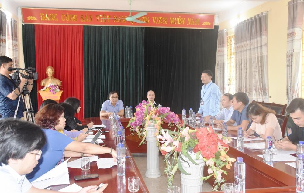 Hỗ trợ phóng viên tác nghiệp thực tiễn về nông thôn mới tại Lai Châu