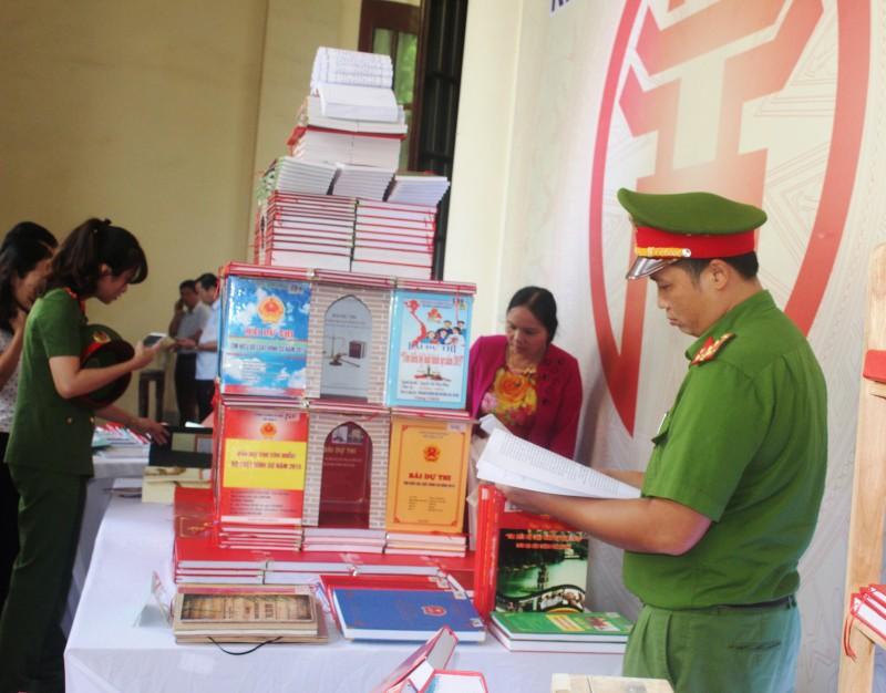 Hiệu quả từ công tác phổ biến giáo dục pháp luật tại huyện Ba Vì