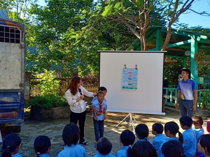 Tuyên truyền kỹ năng phòng chống xâm hại trẻ em ở các tỉnh miền núi