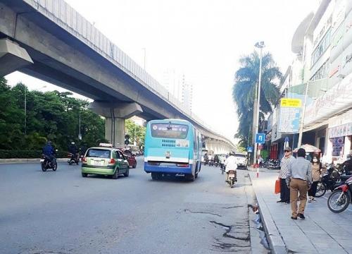 Hà Nội triển khai phân luồng, cải tạo đường giao thông