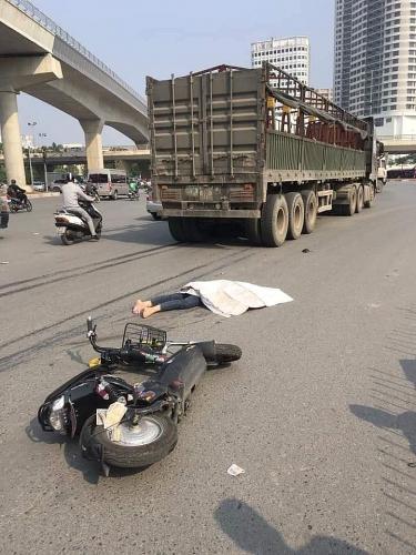 Tai nạn giao thông có diễn biến phức tạp