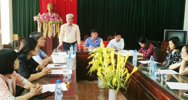 Huyện Ba Vì: Cụm thi đua khối doanh nghiệp tổng kết hoạt động