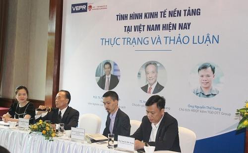 Việt Nam đang chậm trong cuộc cách mạng công nghệ 4.0