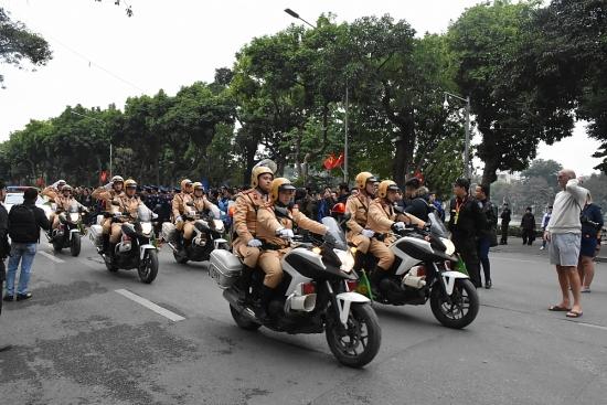 Bảo đảm trật tự an toàn giao thông dịp Tết và Lễ hội 2021