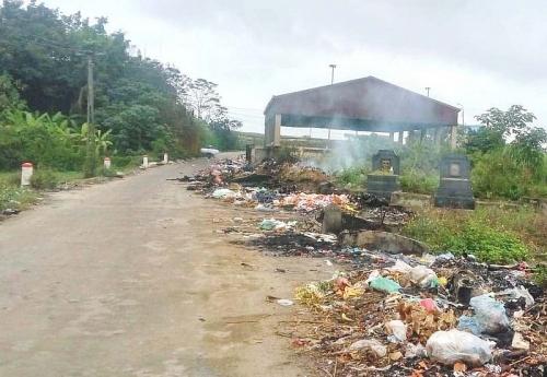 Ô nhiễm từ nạn đốt rác