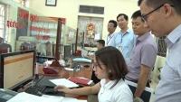 Huyện Ba Vì tích cực triển khai phần mềm một cửa điện tử