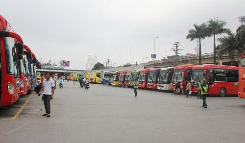 Hà Nội dự kiến tăng cường hàng nghìn lượt xe khách dịp Tết