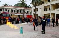 Hiệu quả từ phong trào xây dựng toàn dân phòng cháy, chữa cháy