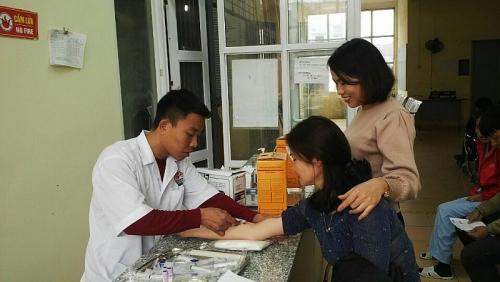 Tổ chức khám sức khỏe cho công nhân viên chức lao động