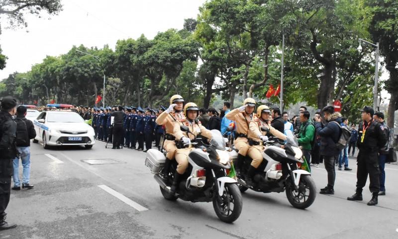 Tăng cường bảo đảm an toàn giao thông dịp cận Tết
