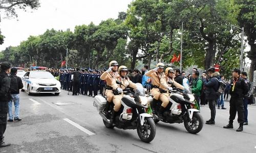 Hà Nội xử lý nghiêm các vi phạm trật tự, an toàn giao thông
