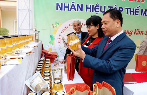 Công bố nhãn hiệu mật ong Kim Sơn