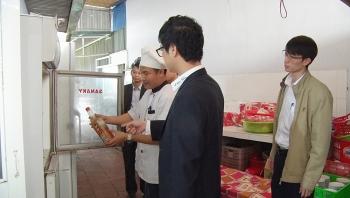 Chấm điểm công tác an toàn thực phẩm trên địa bàn huyện Ba Vì