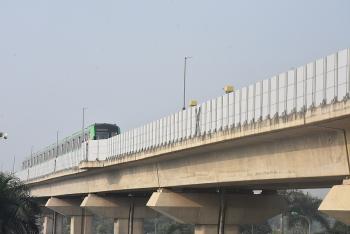 Vận hành thử nghiệm đường sắt Cát Linh - Hà Đông để đánh giá độ an toàn