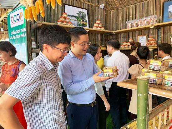 """Thị xã Sơn Tây: Phát huy sức bật từ chương trình """"Mỗi xã một sản phẩm"""""""