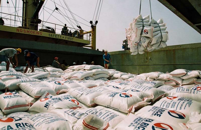 Việt Nam gia hạn thỏa thuận xuất khẩu gạo với Philippin đến năm 2018