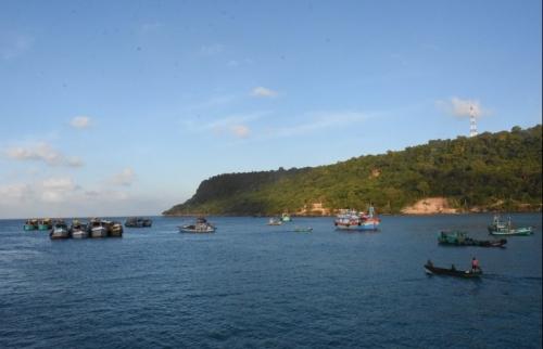 Vui Xuân, đón Tết cùng quân dân trên đảo Thổ Chu