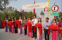 Chính thức khánh thành công trình cầu Phú Thạnh A