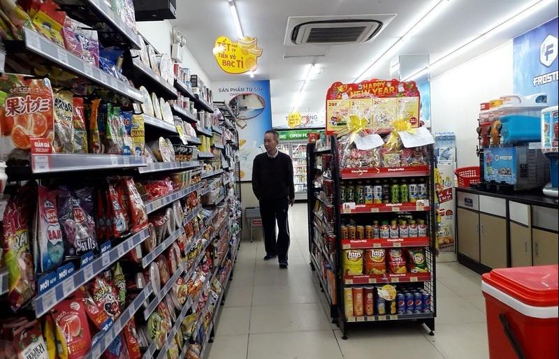 Giá thực phẩm ổn định, bán hàng online tăng đột biến