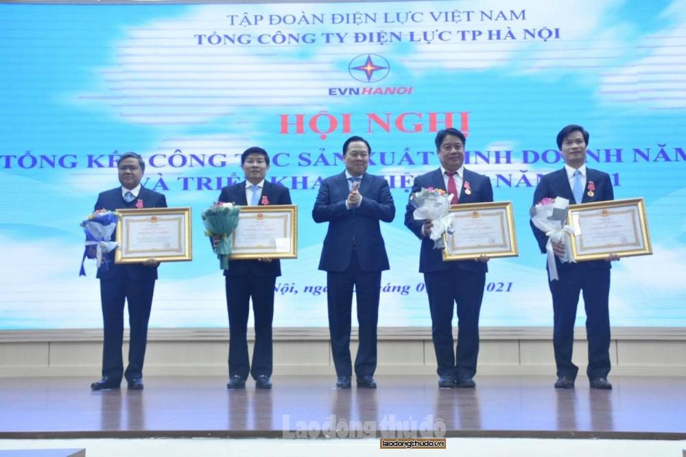 EVN Hà Nội hoàn thành sớm nhiều chỉ tiêu trong năm 2020
