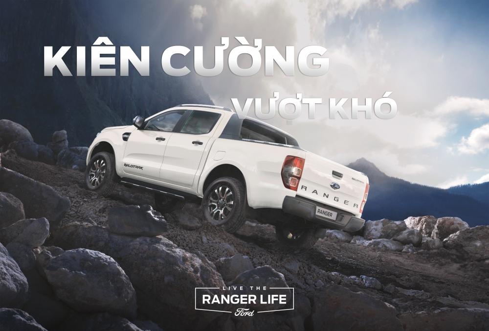 Live The Ranger Life – bán một chiếc xe, tặng cả hành trình