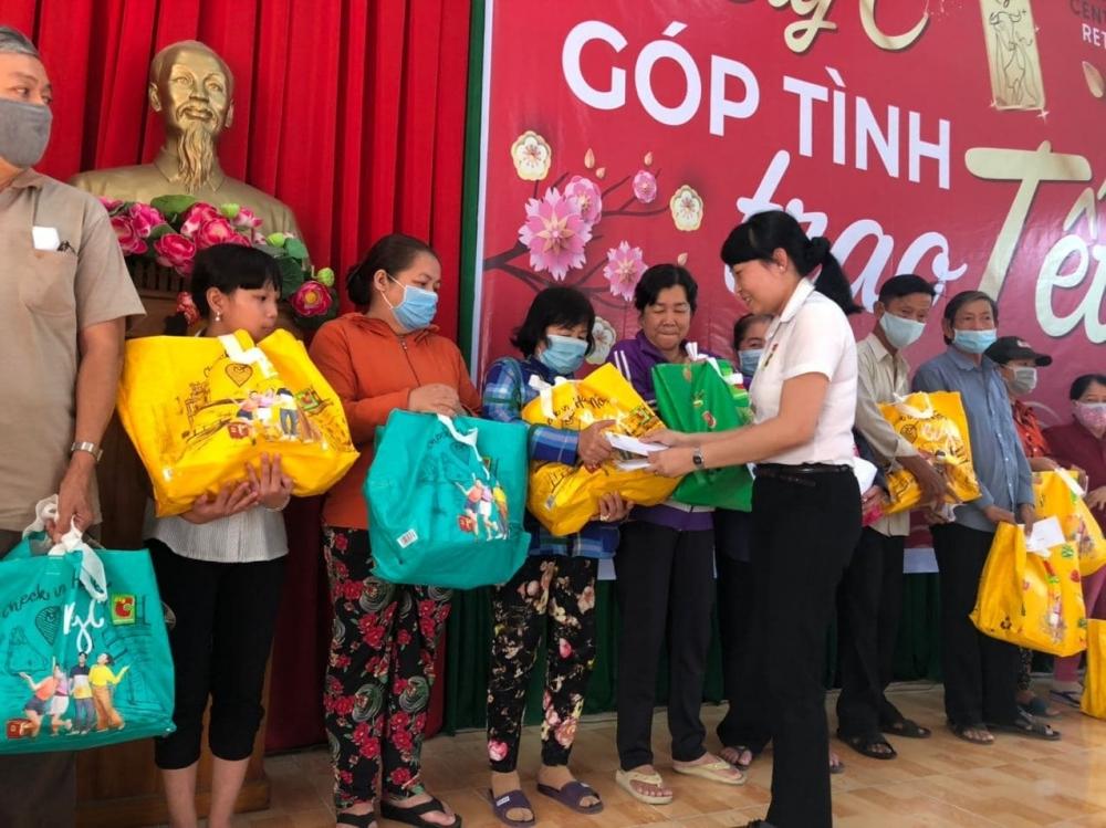 GO! / Big C trao tặng 3.600 phần quà cho người có hoàn cảnh đặc biệt khó khăn