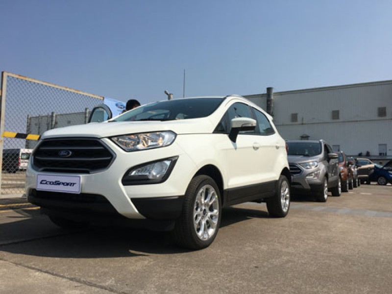 ford viet nam chinh thuc xuat xuong ford ecosport moi