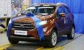 Ford Việt Nam chính thức Xuất Xưởng Ford EcoSport Mới