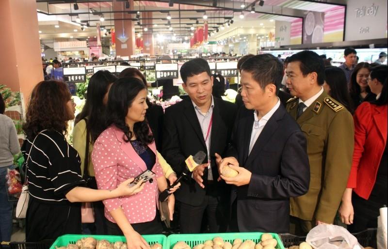 Hà Nội đảm bảo ổn định thị trường dịp Tết Nguyên đán 2019