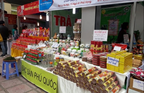Thực phẩm chế biến dịp Tết Kỷ Hợi tăng từ 5 - 10%