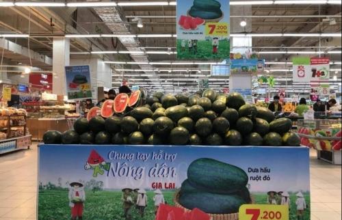 Nguồn cung thực phẩm thiết yếu tại siêu thị ổn định trước đại dịch Corona