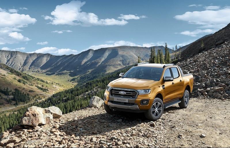 Cập nhật Ranger và Everest mới cùng phiên bản Ranger Limited dành riêng cho 2020