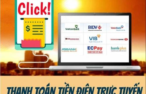 EVN Hà Nội khuyến khích khách hàng sử dụng các dịch vụ điện trực tuyến