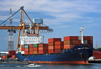Tháng 1 kim ngạch xuất khẩu sang Úc đạt gần 392 triệu USD