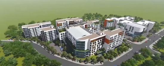 Hòa Bình trúng thầu dự án trường học trị giá gần 200 tỷ đồng tại Hà Nội