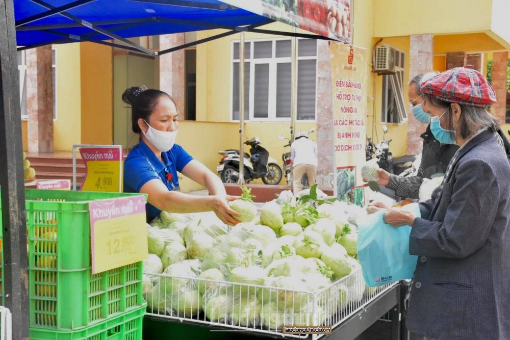 Bộ Công Thương hướng dẫn thu mua, tiêu thụ hàng hóa, nông sản vùng đang có dịch