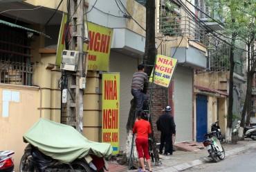 Quận Thanh Xuân: Việc giành lại vỉa hè được thực hiện kiên quyết và bền bỉ