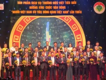 Tôn vinh 96 Sản phẩm, dịch vụ, thương hiệu Việt tiêu biểu
