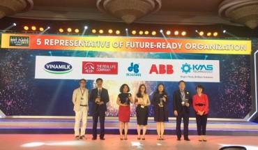 Tập đoàn Xây dựng Hòa Bình đạt 3 giải thưởng lớn