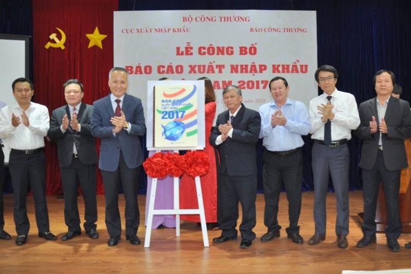chinh thuc cong bo bao cao xuat nhap khau viet nam 2017