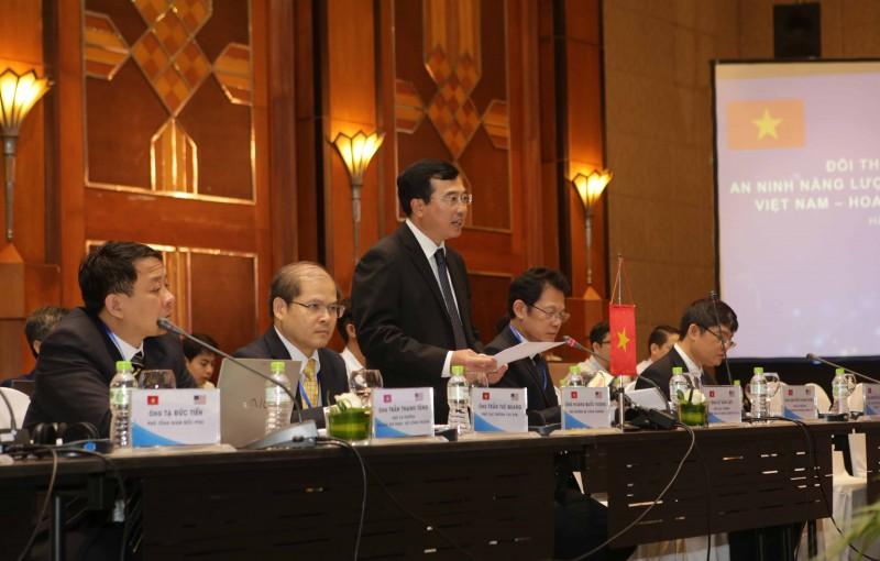 Đối thoại an ninh năng lượng Việt Nam - Hoa kỳ lần thứ I
