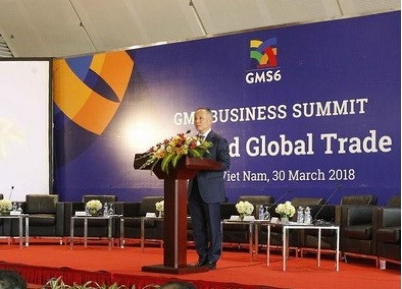 GMS thúc đẩy thương mại trong khu vực