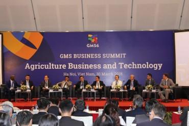 Phát triển cơ sở hạ tầng là lực đẩy phát triển thương mại trong khu vực GMS