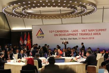 Tăng cường hợp tác kinh tế Khu vực Tam giác phát triển CLV