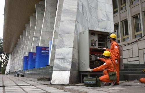 EVN Hà Nội đảm bảo cung ứng điện an toàn tuyệt đối