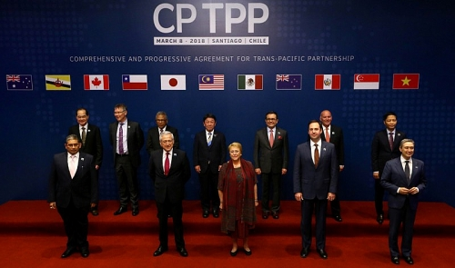 Ra mắt chuyên trang Thông tin điện tử về Hiệp định CPTPP