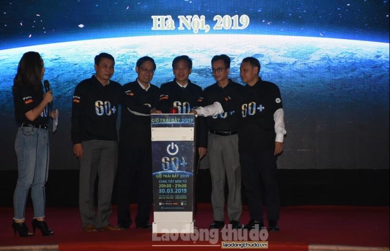 Sở Công thương Hà Nội phát động hưởng ứng Chiến dịch Giờ Trái đất năm 2019